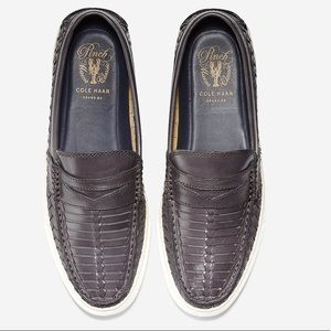 Cole Haan LX Huarache penny loafers pinch weekend
